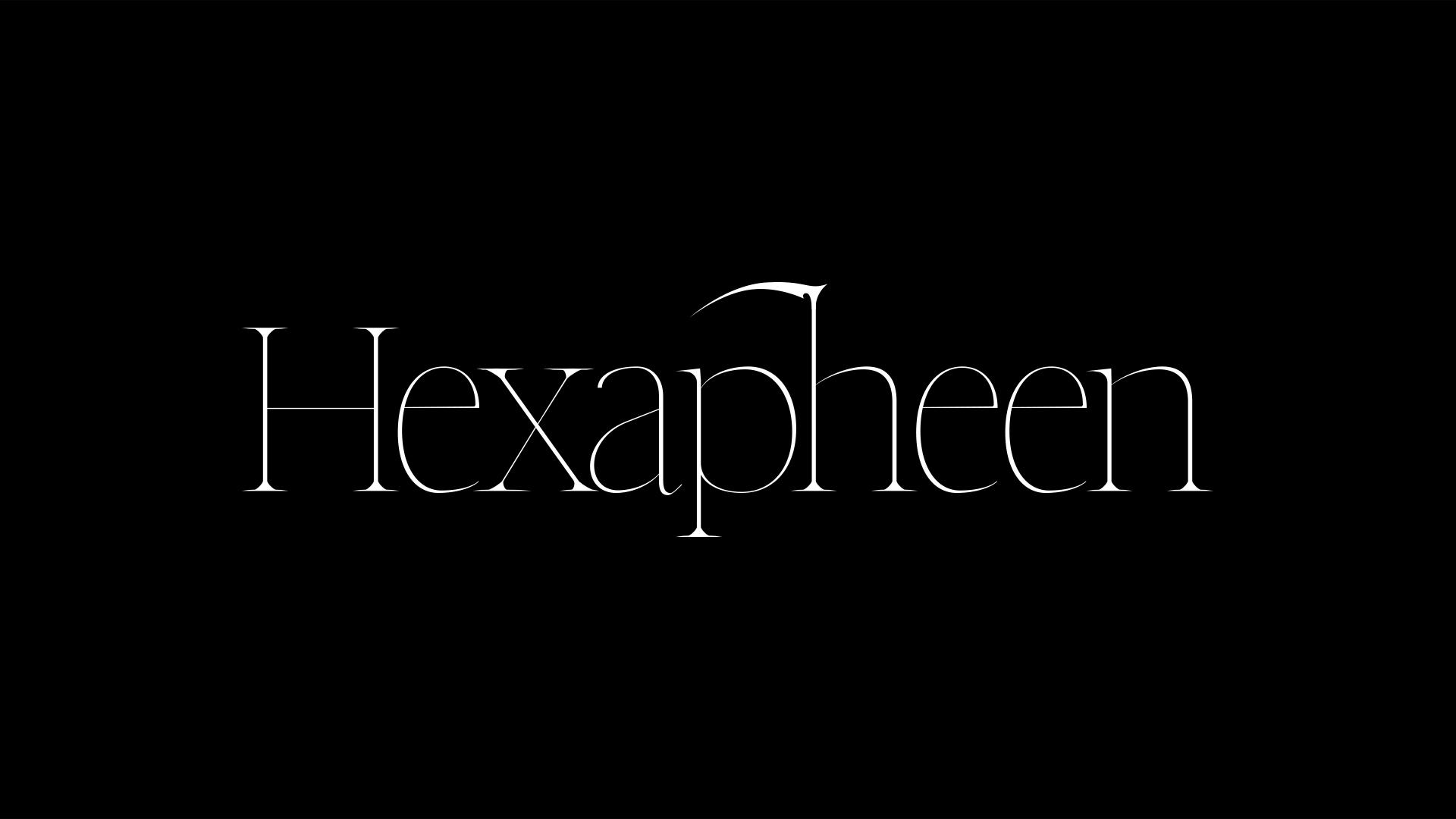Hexaphen Wordmark