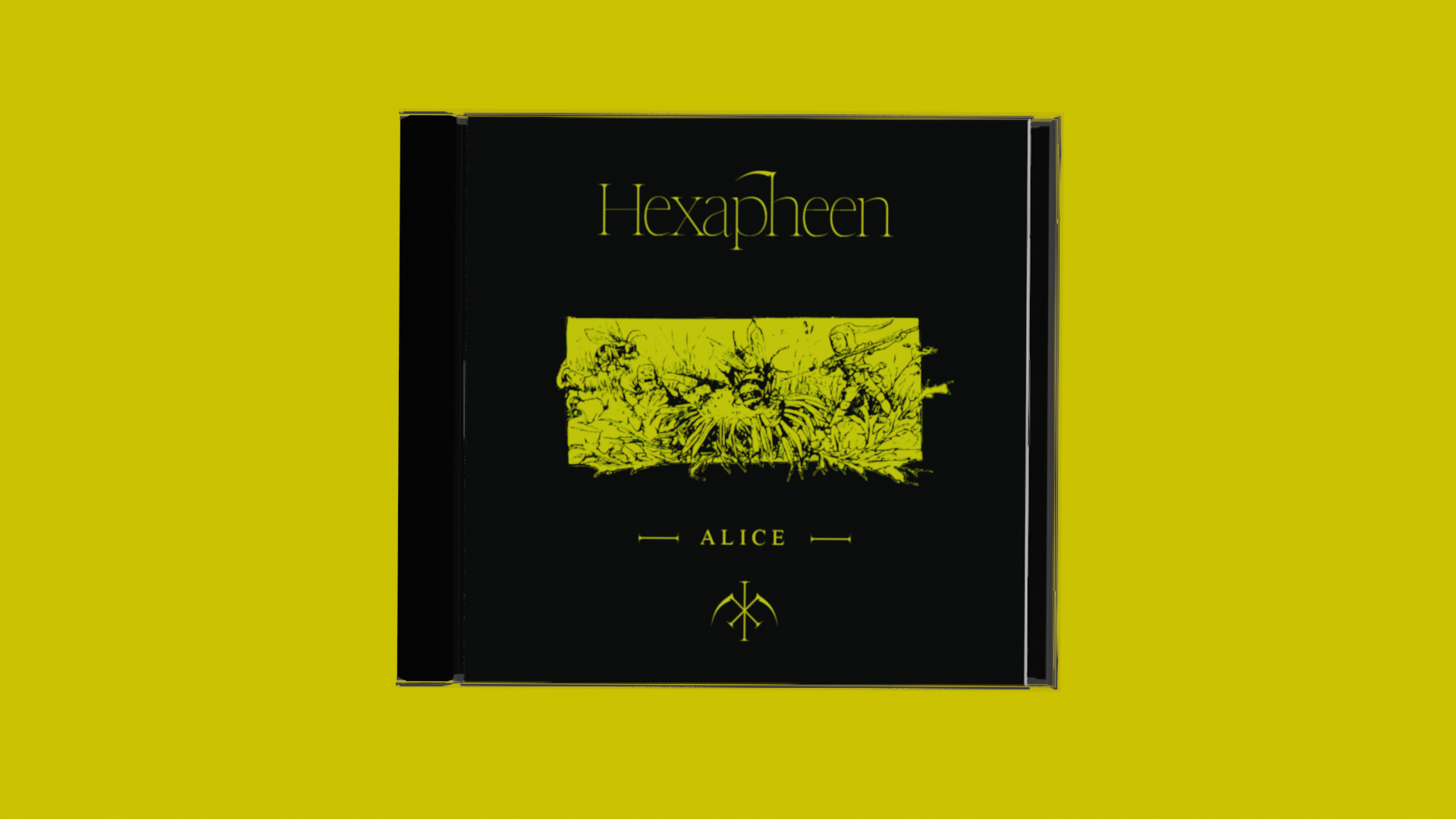 Hexaphen Cover