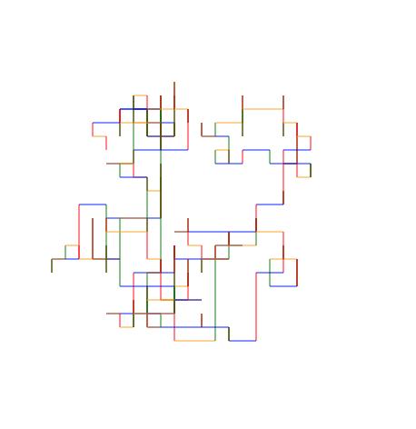 Random Path Generator